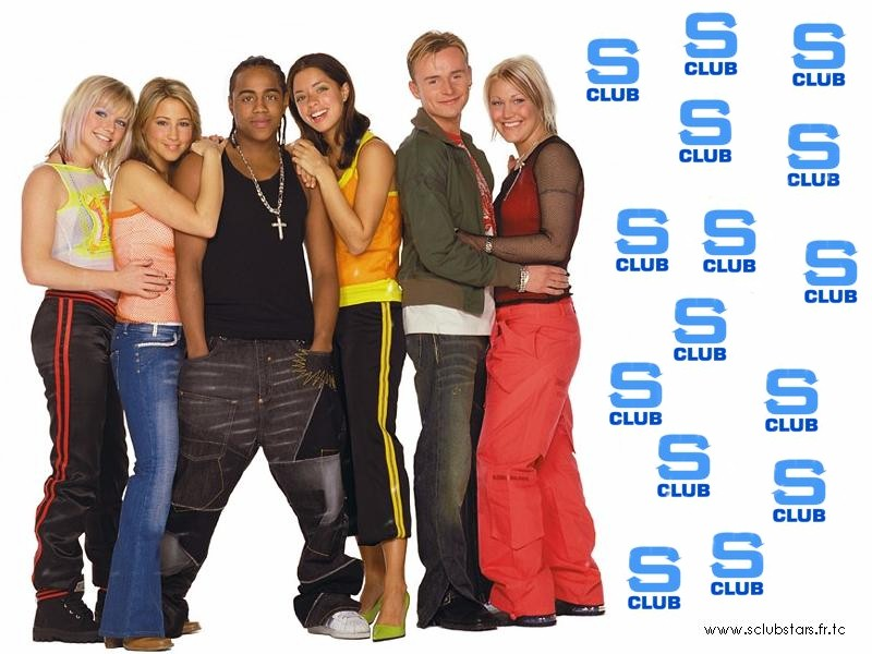 S CLUB 7 - say goodbye-love ain´t gonna wait for you(cd1-př)